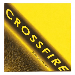 Crossfire Cover vorn